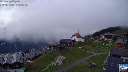Bettmeralp: Aletsch Arena - Dorf