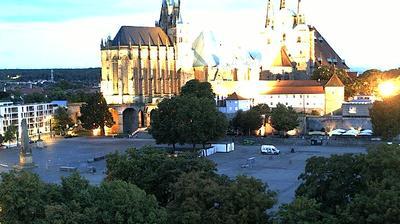 Vignette de Erfurt webcam à 6:04, févr. 25