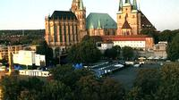 Erfurt: Cathedral Square - Actual