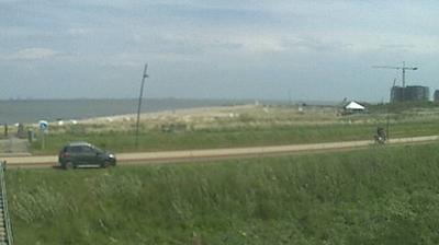 Tageslicht webcam ansicht von Breskens: Westerschelde Ferry