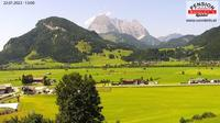 Kirchdorf in Tirol: Wilder Kaiser Pension Sonnleitn - Day time