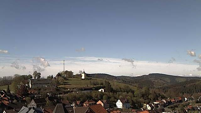 Webkamera Sankt Andreasberg: St. Andreasberg − Rathaus