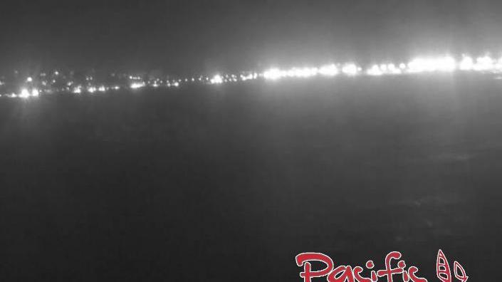 Marseille - plage de pointe rouge - club de voile Pacific Palissades