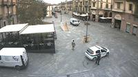 Saluzzo: piazza Vineis - Day time