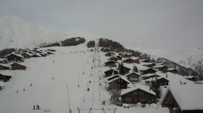 Rosswald: Luftseilbahn - Piste