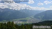 Vista actual o última Zettersfeld: Lienz − Blick in die Lienzer Dolomiten
