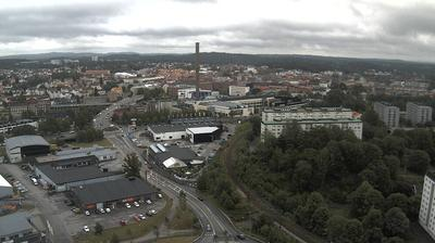 Daylight webcam view from Borås: Knalleporten