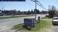 Ferndale: Boulevard webcam, Fortuna CA - Overdag