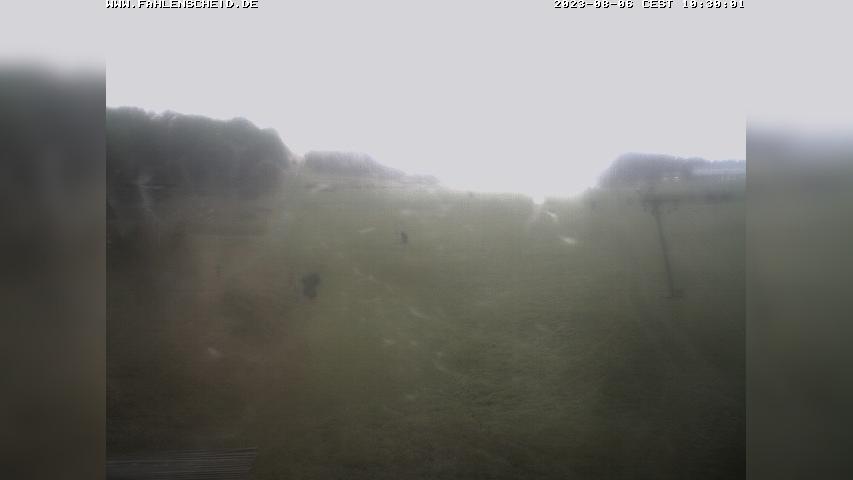 Webkamera Kruberg: Skigebiet Olpe-Fahlenscheid
