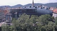 Graz: Art Museum - Day time