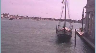 Webcam Sestière di San Marco: Punta della Dogana