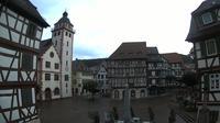 Mosbach: Marktplatz - Recent