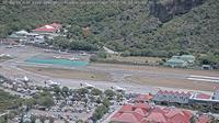 Gustavia: Aéroport Gustaf III, St-Barth - Overdag