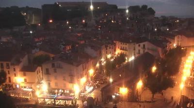 Collioure: Panoramique vidéo