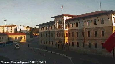 Webkamera Sivas: Meydan