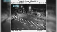 Portland: th at Milwaukie N - Current