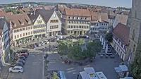 Ohringen: Marktplatz - Actual