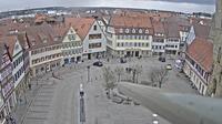 Ohringen: Marktplatz - Dagtid