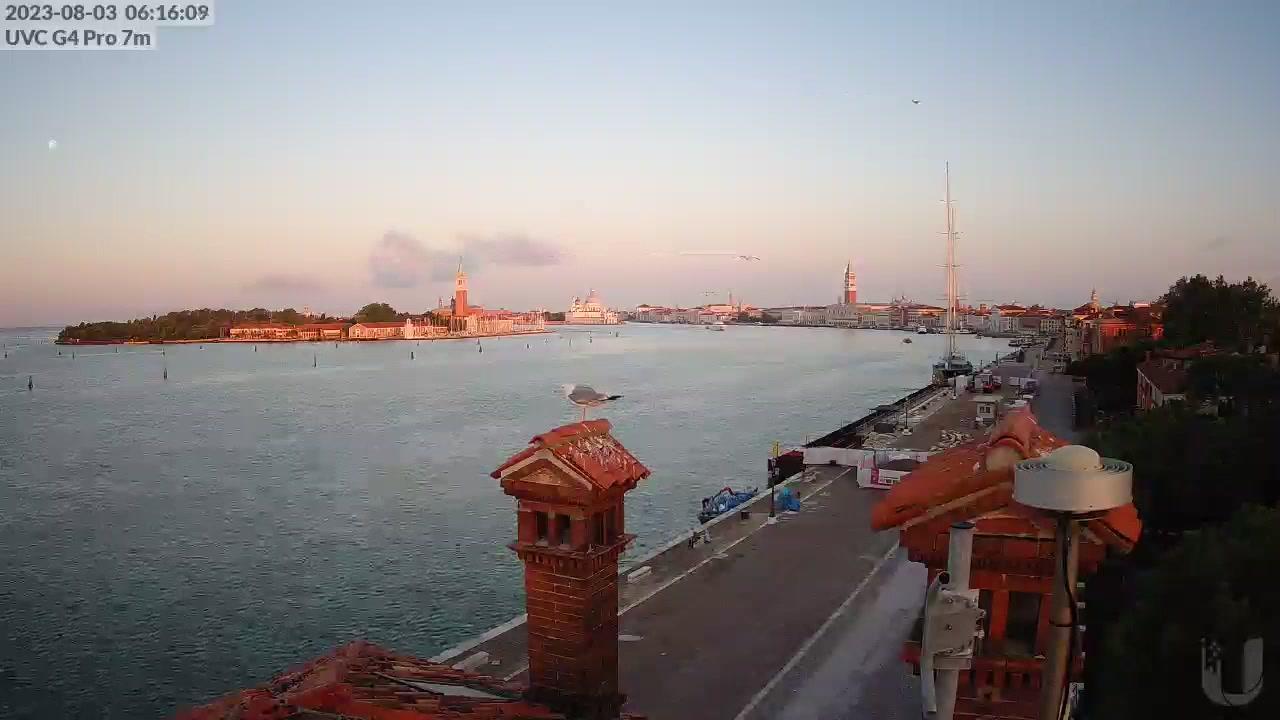 Webcam Venice: Sestière di Castello − S. Marco