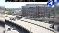Buffalo > North: I- at Interchange  (Route  Skyway) - Dia