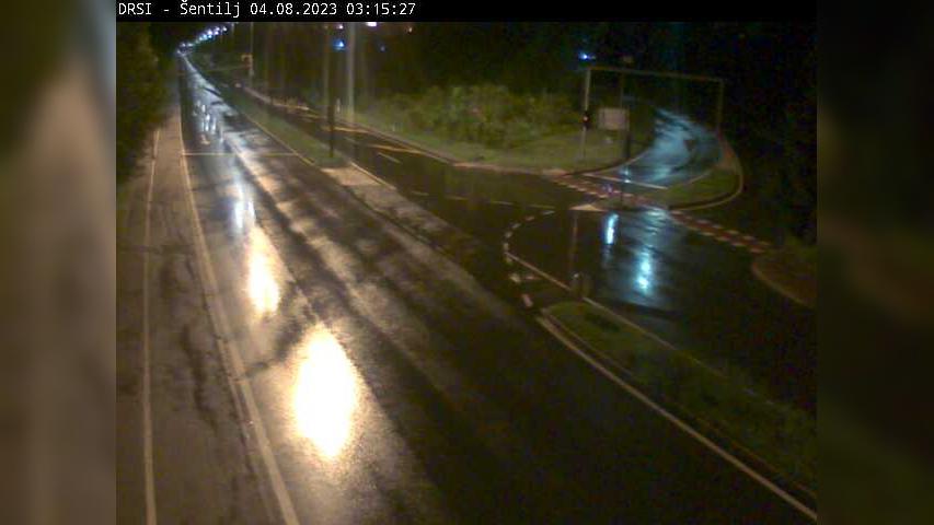 Webkamera Šentilj: R2-437 − Dunajska cesta