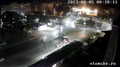 Vignette de Tomsk webcam à 8:00, août 4