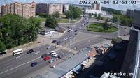 Tomsk: Томск Транспортная площадь: Томск Транспортная площадь - Overdag