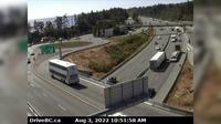 Sidney > South: , Hwy  at McTavish Road, looking south - Current