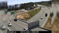 Sidney > South: , Hwy  at McTavish Road, looking south - Day time