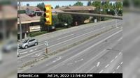 Saanich › West: , Hwy , Blanshard St at - Rd, looking west - Overdag