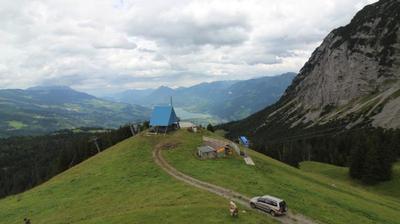 Vue webcam de jour à partir de Mörlialp › East: Canton of Obwalden