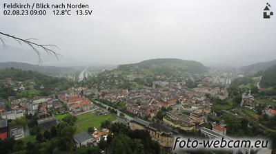 Gambar mini Webcam Feldkirch pada 12:10, Mei 12