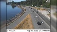 Bainbridge Island > South: SR  at MP .: SR  Interchange - Actuales
