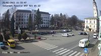 Sniatyn: Snyatynska City Hall - Actual