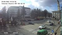 Sniatyn: Snyatynska City Hall - Dia