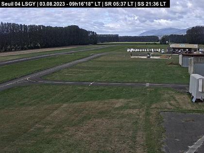 Yverdon-les-Bains › Süd: Aerodrome Yverdon