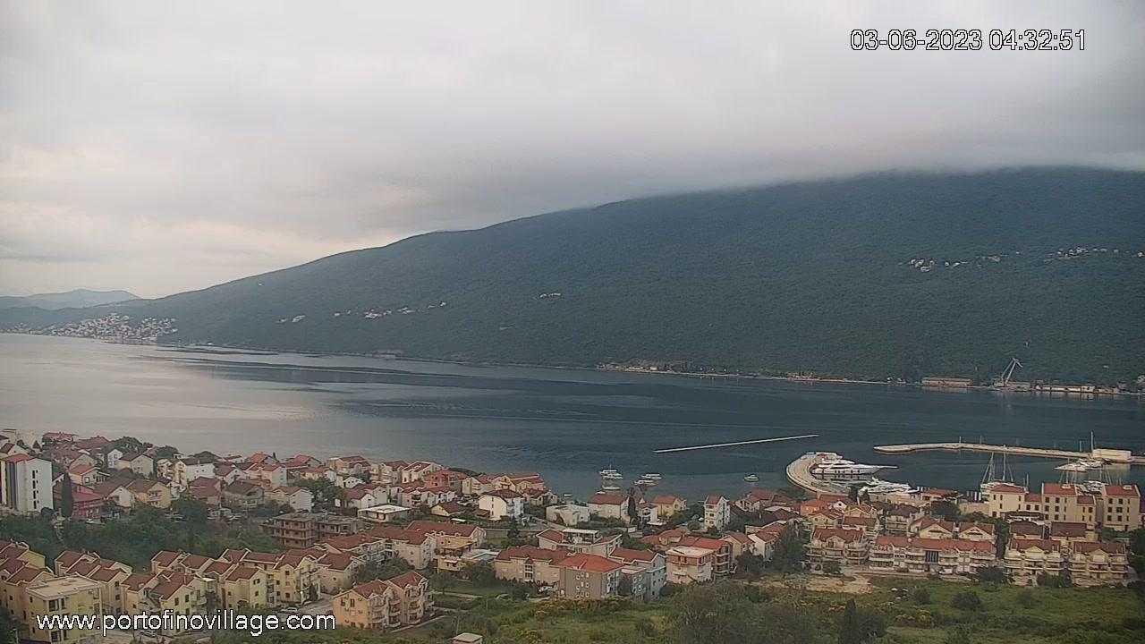 Вебкамера Черногория в онлайне
