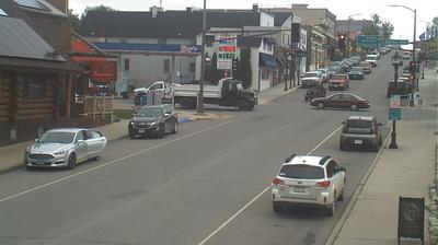 Vista de cámara web de luz diurna desde Ely: Downtown