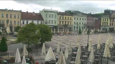 Current or last view from Rybnik: Rynek