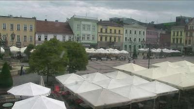 Daylight webcam view from Rybnik: Rynek