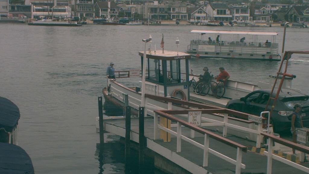Webkamera Bay Shores: Balboa Ferry