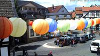 Lauterbach: Marktplatz - Overdag