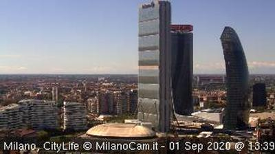 Webcam Fiera Campionaria › West: CityLife