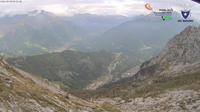 Colere: Rifugio Albani - Verso la Presolana - Overdag