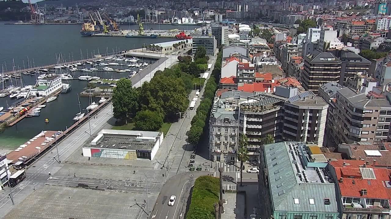 Webcam Vigo: Pontevedra