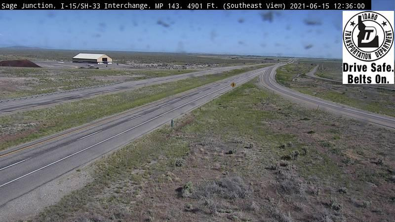 Webcam Sage Junction: Traffic Cam