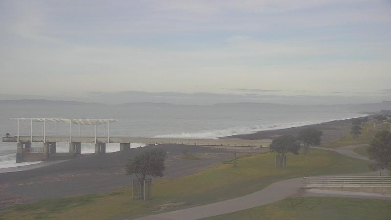 Webcam Napier City: Napier Beach