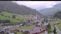 Aktuelle oder letzte Ansicht Kristberg: Dorfzentrum vom Silbertal