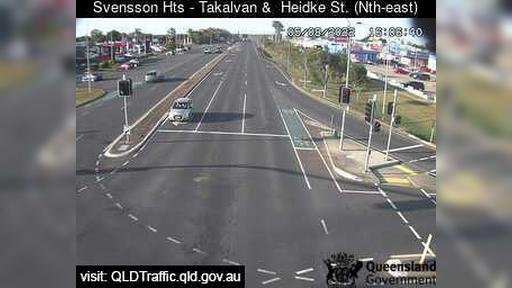 Webcam Oakwood: Takalvan Street and Heidke Street − Svens