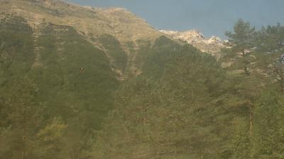 Bielsa: Añisclo col and Monte Perdido peak